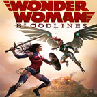 Wonder-Woman-Bloodlines-لوگو