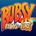 لوگوی بازی !Bubsy: Paws on Fire