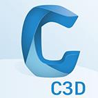 Civil-3D-Addon-for-Autodesk-AutoCAD-2020.2-Logo