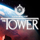 لوگوی بازی Consortium: The Tower