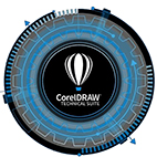 نرم افزار CorelDRAW Technical Suite
