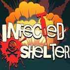 لوگوی بازی Infected Shelter