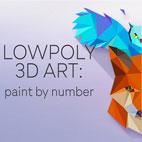 LowPoly-3D-Art-Logo