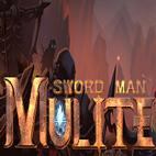 لوگوی بازی Mulite Sword Man