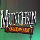 لوگوی بازی Munchkin: Quacked Quest
