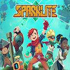 لوگوی بازی Sparklite