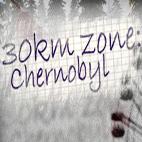 لوگوی بازی 30km survival zone: Chernobyl