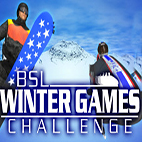 لوگوی بازی BSL Winter Games Challenge
