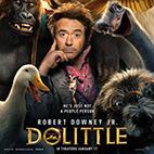 دانلود فیلم سینمایی دولیتل Dolittle 2020 با کیفیت 720p HDCAM