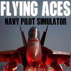 لوگوی بازی Flying Aces - Navy Pilot Simulator