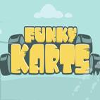 لوگوی بازی Funky Karts