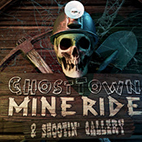 لوگوی بازی Ghost Town Mine Ride & Shootin' Gallery