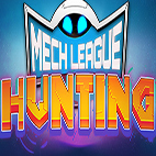 لوگوی بازی Mech League Hunting