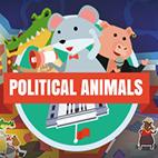 لوگوی بازی Political Animals