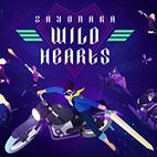 لوگوی بازی Sayonara Wild Hearts