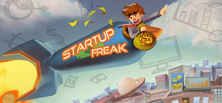 دانلود بازی کامپیوتر Startup Freak نسخه Portable