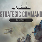 لوگوی بازی Strategic Command: World War I