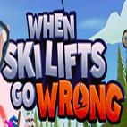 لوگوی بازی When Ski Lifts Go Wrong
