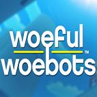 لوگوی بازی Woeful Woebots