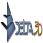 لوگوی برنامه Delta3D