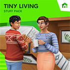 دانلود بازی The Sims 4 Tiny Living v1.60.54.1020 - ANADIUS