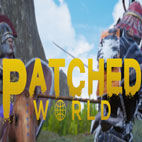Patched-world-Logo