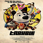 Trouble-logo