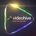 لوگوی برنامه Videohive – Gold Clean Titles