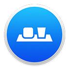لوگوی برنامه cDock