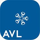 لوگوی برنامه AVL Simulation Suite