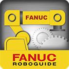 لوگوی برنامه FANUC Roboguide