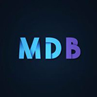 لوگوی برنامه MDBootstrap
