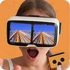 Roller Coaster 360 VR