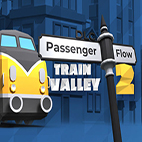 Train Valley 2 Passenger Flow