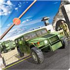 Army-Border-Cargo-Transport-Logo