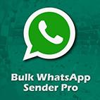 لوگوی برنامه Bulk Whatsapp Sender