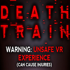 DEATH TRAIN Warning Unsafe VR Experience