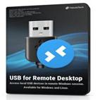 لوگو برنامه FabulaTech USB for Remote Desktop