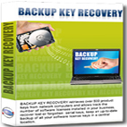 لوگوی برنامه Nsasoft Backup Key Recovery