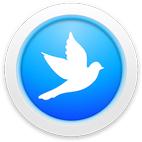 لوگوی برنامه SyncBird