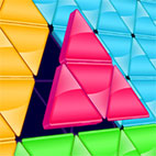Block! Triangle puzzle