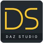 DAZ-Studio-Professional-Logo