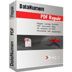 لوگوی برنامه DataNumen PDF Repair