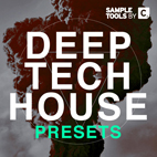 Deep-Tech-House-Sample-Pack-Logo