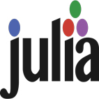 لوگوی برنامه Julia