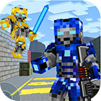 Rescue Robots Sniper Survival