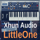 Xhun-Audio-LittleOne-Logo