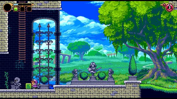 دانلود بازی کامپیوتر ماجرایی Alwa's Legacy 5