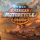 American-Motorcycle-Simulator-Logo