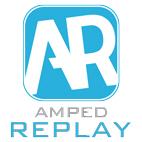 لوگوی برنامه Amped Replay